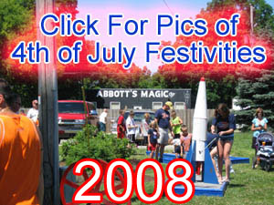 View Pics from the 2008 4th of July Festivities