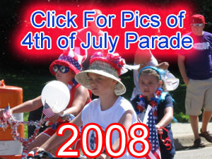 View Pics from the 2008 4th of July Parade
