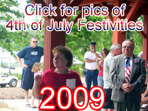 View Pics from the 2009 4th of July Festivities